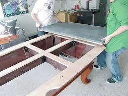 Pool table moves in Boca Raton Florida